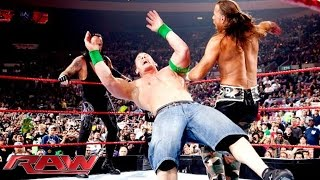 getlinkyoutube.com-John Cena & The Undertaker vs. D-Generation X vs. Jeri-Show: Raw, November 16, 2009