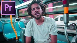 "getlinkyoutube.com-How to Color Grade like the ""J Cole - False Prophets"" Music Video (Adobe Premiere Pro CC Tutorial)"