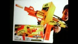 getlinkyoutube.com-Top 15 best nerf guns