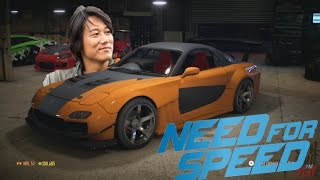 getlinkyoutube.com-Fast & Furious Tokyo Drift Han's RX7 - NEED FOR SPEED 2015