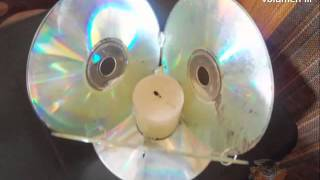 getlinkyoutube.com-Copia de 1000 ideas creativas para manualidades reciclado CDs y DVDs III