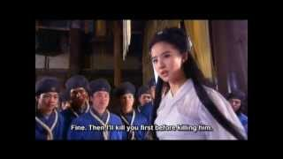 getlinkyoutube.com-EPIC Xiao Long Nu Battle - The Strongest Warrior in all Wuxia