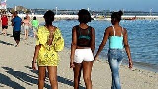 Vacation Nightmare: Sun, Sand, Prostitutes?   ABC World News Tonight   ABC News