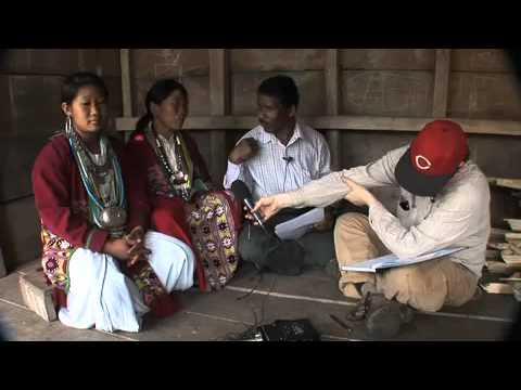 Hidden language in India