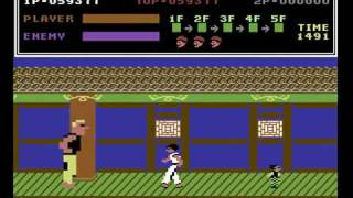 getlinkyoutube.com-C64 Longplay - Kung Fu Master (HQ)