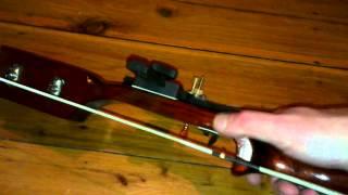 getlinkyoutube.com-Pvc and Wood bow making tutorial