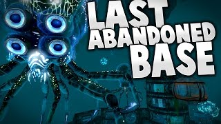 getlinkyoutube.com-Subnautica - THE LAST ABANDONED BASE (Degasi)   Subnautica Gameplay (Dangerous Creatures Update)
