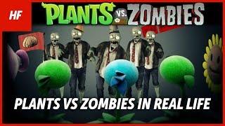 getlinkyoutube.com-Plants VS Zombies IN REAL LIFE (FAN MADE) (by HETHFILMS)