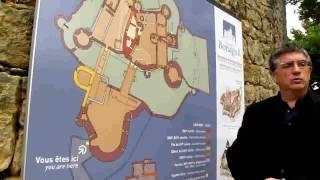 getlinkyoutube.com-Le Château de Bonaguil à Fumel, visite guidée sur TV28 (1e partie, version intégrale).