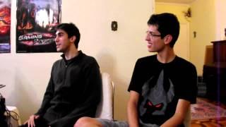 getlinkyoutube.com-#CBLoL LeonButcher na Gaming House da Keyd