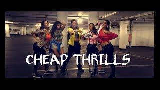 getlinkyoutube.com-Cheap Thrills - Sia ft. Sean Paul