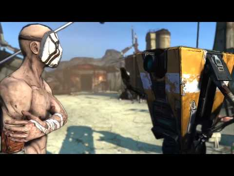 Borderlands Claptrap Episode 2 Teaser