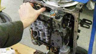 getlinkyoutube.com-Chevy Automatic Transmission Oil Pump Removal - 4L60E