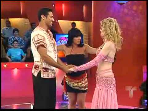 12 Corazones: Belly Dance: Part 4