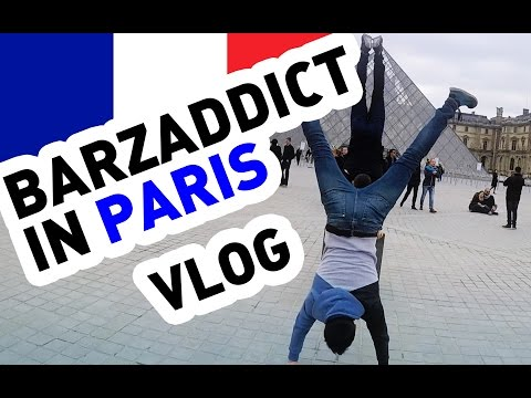 VLOG - BarzAddict in Paris