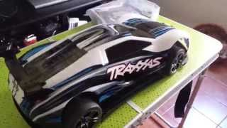 getlinkyoutube.com-Traxxas XO-1 New!!!. the fastest car in the world remote control +100mph unboxing