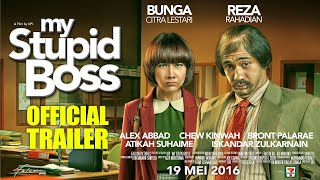 My Stupid Boss   Official Trailer   In Cinemas May 19
