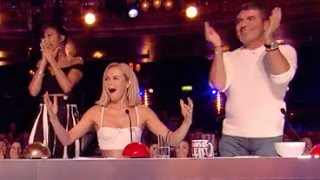 Little Comedian Ned Is So SAVAGE, He INSULTS Even JUDGES! | Week 1 | Britain's Got Talent 2017