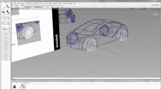 getlinkyoutube.com-Autodesk Alias Design Lesson1 - Part 7 - Point of Interest
