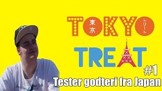 getlinkyoutube.com-Tester godteri fra Japan   TokyoTreat   #1