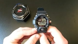 getlinkyoutube.com-G-Shock GW-9400 RANGEMAN - Recenzja PL