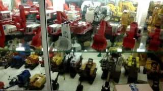 getlinkyoutube.com-mining excavator model collection part 1,poclain,cat,o+k,jcb,hitachi