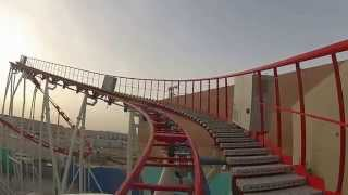 getlinkyoutube.com-لعبة roller coaster مجمع الظهران