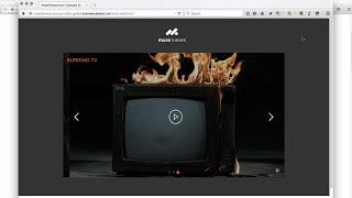 Adobe Muse Video Carousel Widget | MuseThemes.com