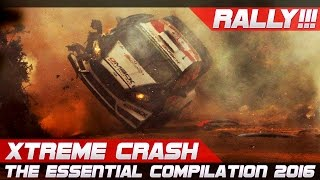 getlinkyoutube.com-BEST OF EXTREME RALLY CRASH 2016 THE ESSENTIAL COMPILATION! PURE SOUND!