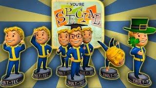 getlinkyoutube.com-Fallout 4 - S.P.E.C.I.A.L. Bobbleheads & Book - Guide