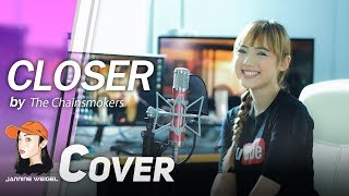 getlinkyoutube.com-Closer - The Chainsmokers ft. Halsey cover by Jannine Weigel