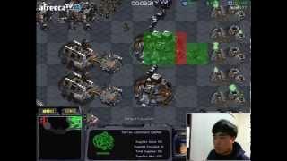 getlinkyoutube.com-2015.02.01 테란(Terran) 빨무 1:1 승률 90% 토스 상대로 물량 운영! Fastest Maps in StarCraft Brood War(1:1Play)