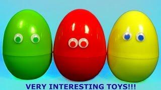 getlinkyoutube.com-VERY INTERESTING Toys!!! ANGRY BIRDS surprise egg STAR WARS The SMURFS Disney Cars Hello Kitty