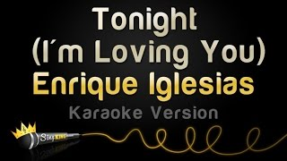 Enrique Iglesias ft. Ludacris - Tonight (I'm Loving You) (Karaoke Version)