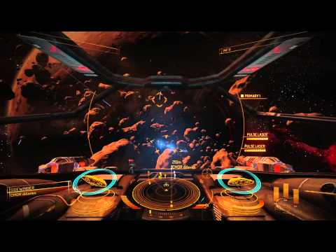 Elite: Dangerous - alpha phase 2 0