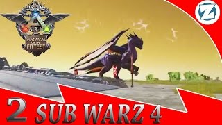 getlinkyoutube.com-Ark Survival Of The Fittest SubWarz 4 - E2 - Taming the Dragon