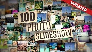 getlinkyoutube.com-100 Photo Slide Show After Effects template