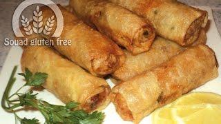 getlinkyoutube.com-الورقة خالية من الغلوتين (البوراك - القلاش) بالأرز المسلوق لذيذة و سهلة التحضير 16 قطعة بثمن 4 دراهم