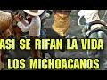 ASI SE LA RIFAN LOS CHARROS DE MICH Y GTO!! 21/07/13