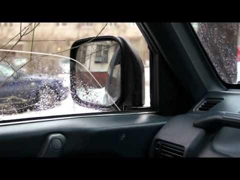 Где предохранитель боковых зеркал в Митсубиси Pajero Sport