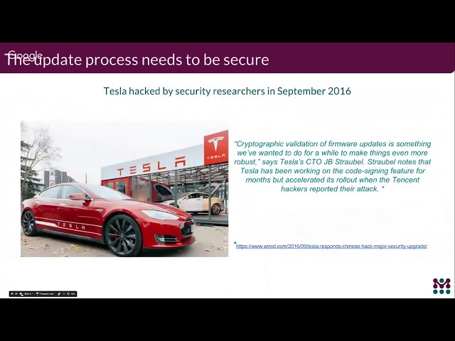 Mender and IncludeOS Demonstrate OTA Updates for IoT