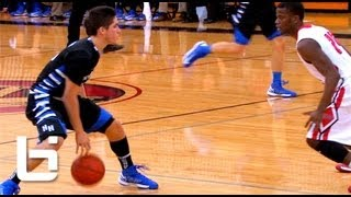 getlinkyoutube.com-Can YOU GUARD Ridge Shipley? SICK Handles & One Of The Best PG You've Never Heard Of?
