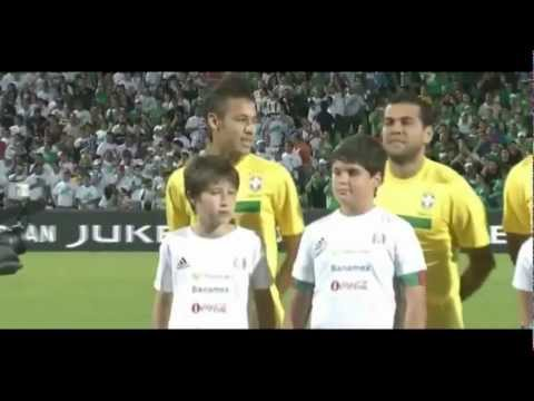 Cristiano Ronaldo VS. Neymar Jr. | International Love | 2012 HD