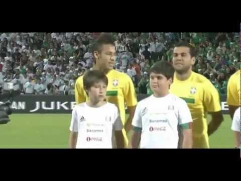 Cristiano Ronaldo VS. Neymar Jr. | International Love | 2012 HD