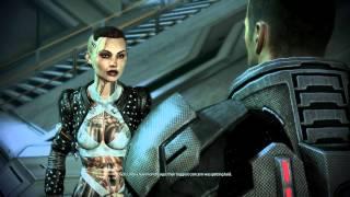 getlinkyoutube.com-Mass Effect 3: Jack Romance #1: Meeting Jack in Grissom Academy
