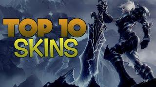 getlinkyoutube.com-TOP 10 MEJORES SKINS   League of Legends ( Según Jacky )