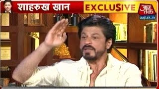 getlinkyoutube.com-Shahrukh Khan Exclusive: Is There Growing Intolerance?   Part 8