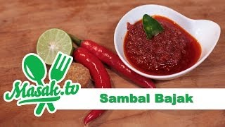 getlinkyoutube.com-Sambal Bajak | Sambal #020