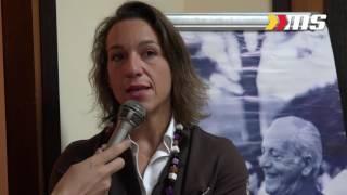 70° Anniversario Polisportiva Messina, Silvia Bosurgi ai nostri microfoni