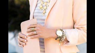 getlinkyoutube.com-Outfits de Moda con Blazer * Cómo combinar un blazer * look casual 2015